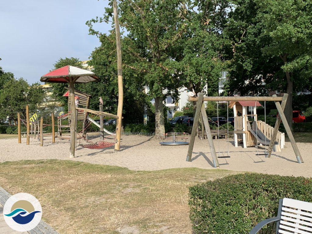 Kinderspielplatz Uferstraße