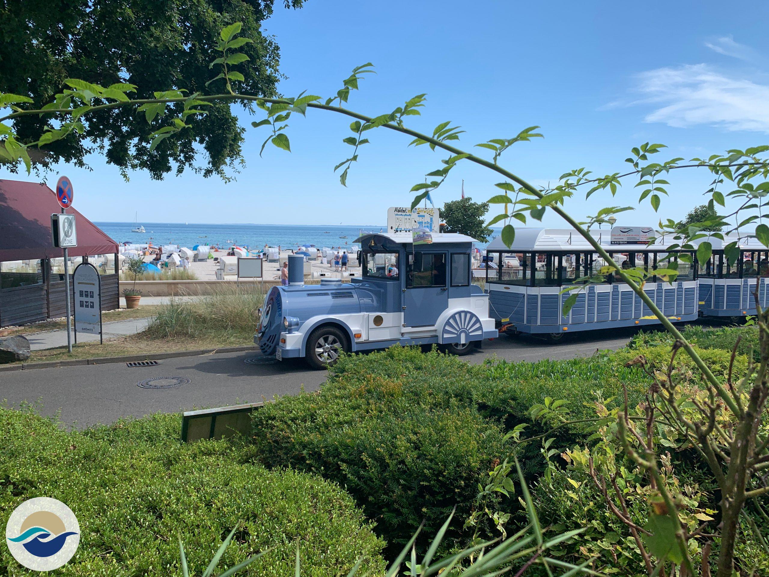 """Straßeneisenbahn der """"Rasende Benno"""""""