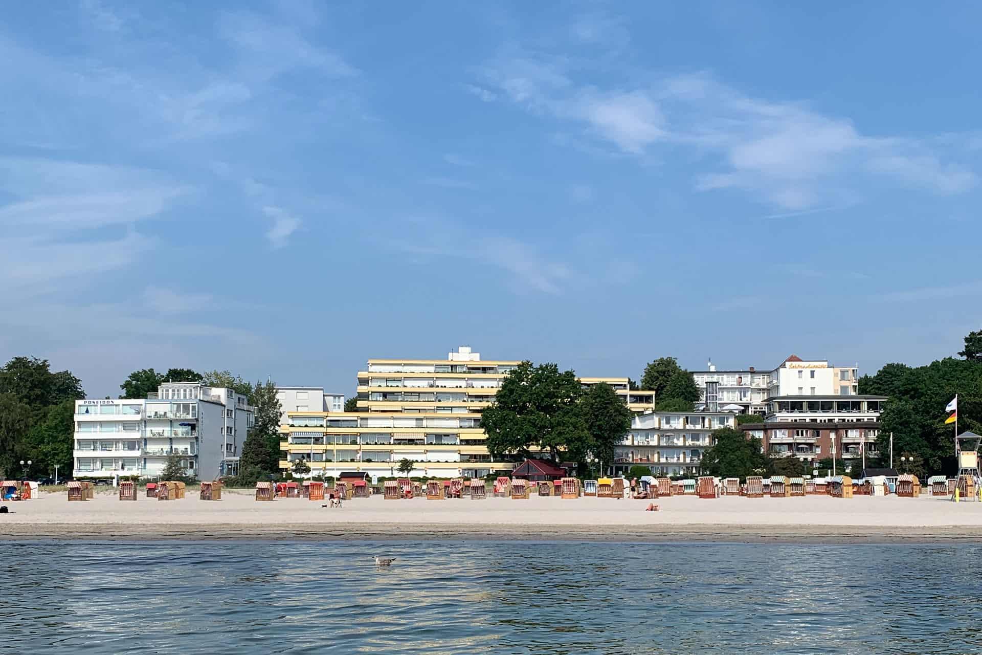 Appartementanlage Miramar Uferstrasse 16 in Grömitz